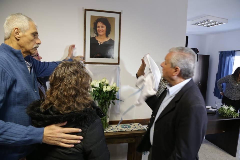 """Inauguración del Servicio de Rehabilitación """"Flavia Mena"""""""