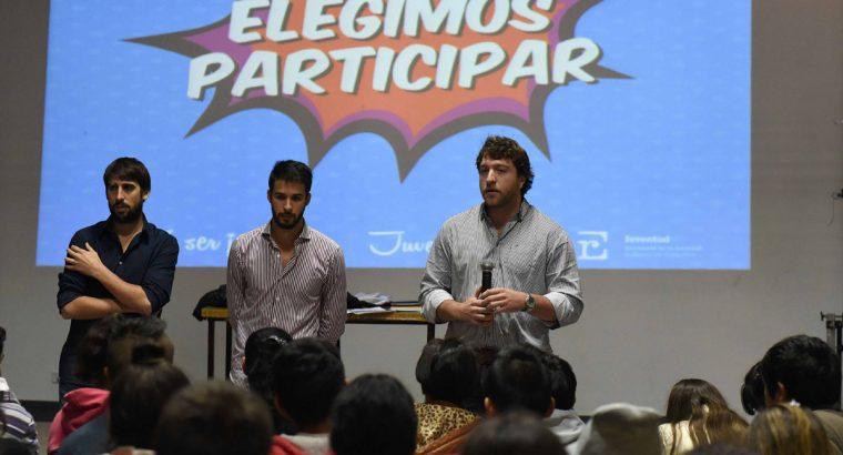 El programa Elegimos Participar y los jóvenes de secundaria