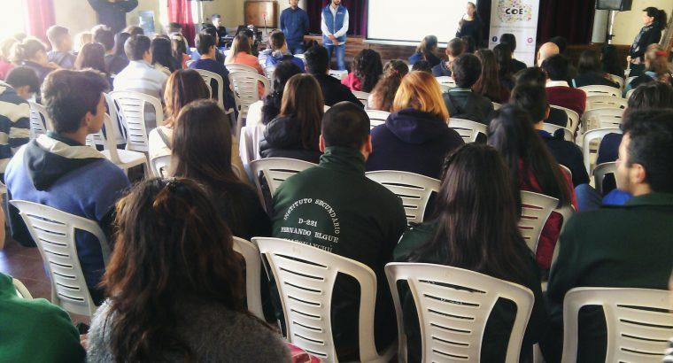 Actividades de fortalecimiento para Organizaciones Estudiantiles