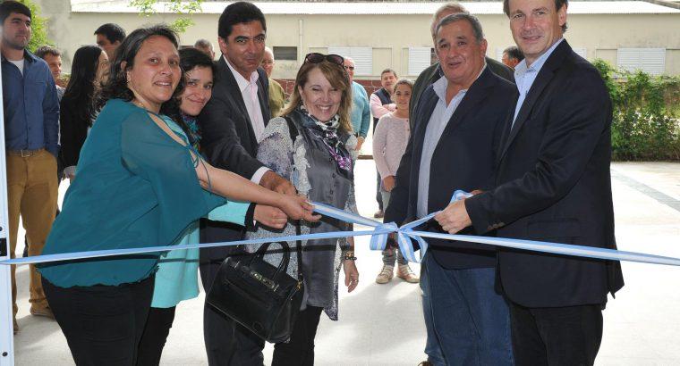 Nuevo edificio para la Escuela Secundaria en Ceibas