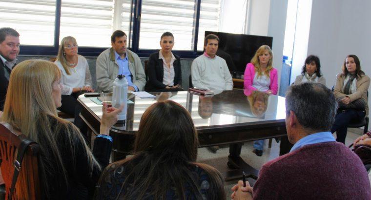 Se inician de inmediato trabajos en la escuela Rivadavia