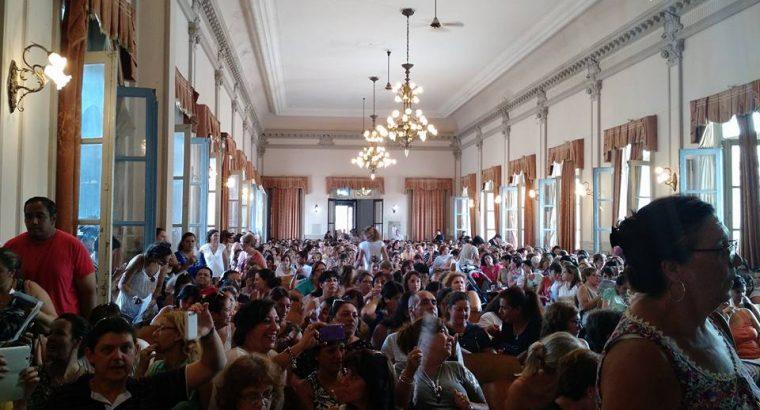 Más de 4.000 docentes titularizaron en los concursos ordinarios