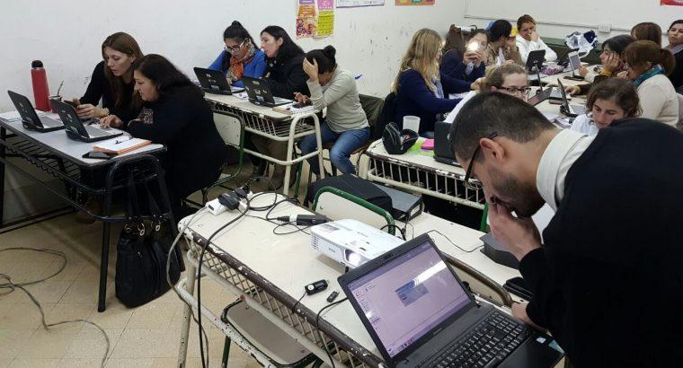 Alfabetización Digital para docentes de Nivel Primario