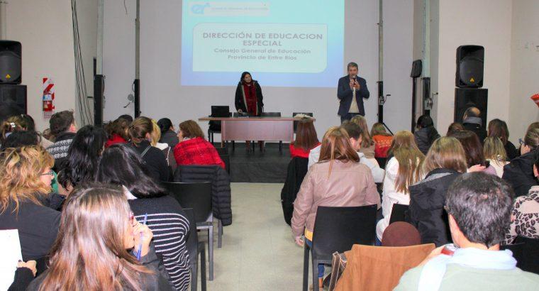 Jornada de Formación para Equipos Técnicos de Educación Integral