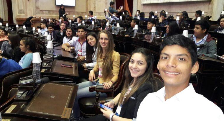 Se encuentra abierta la inscripción al Parlamento Juvenil del Mercosur