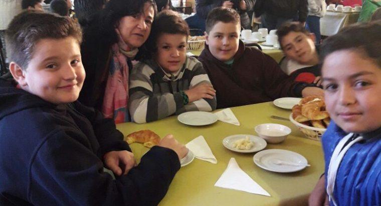 Estudiantes disfrutan de jornadas recreativas en Embalse