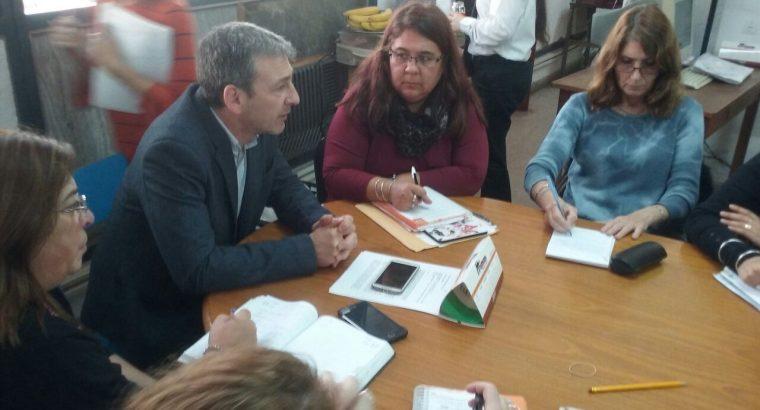 Encuentro formativo sobre políticas y procesos de inclusión educativa para personas sordas