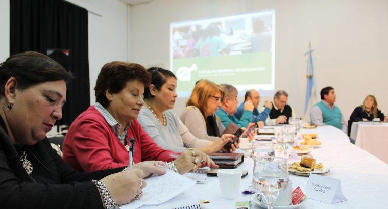 Jornada de trabajo con Directores Departamentales de Escuelas