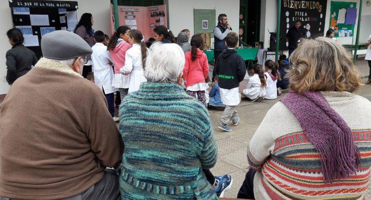 La Feria de Educación distingue a docentes entrerrianas