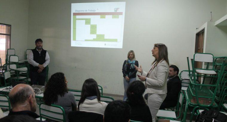 Jornada de Sensibilización del programa Escuelas del futuro