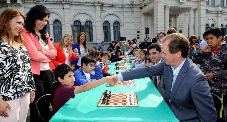 Incluyen el ajedrez en la currícula de escuelas primarias entrerrianas