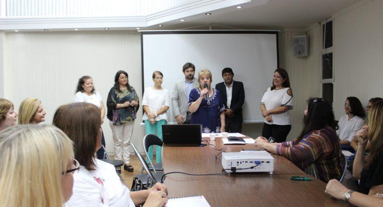 Se realizó la primera reunión jurisdiccional de rectores de Institutos de nivel superior