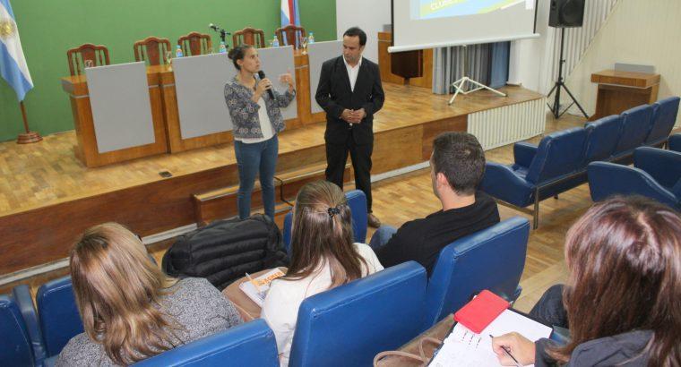 Se realizó un encuentro provincial para asesores de Clubes de Ciencia