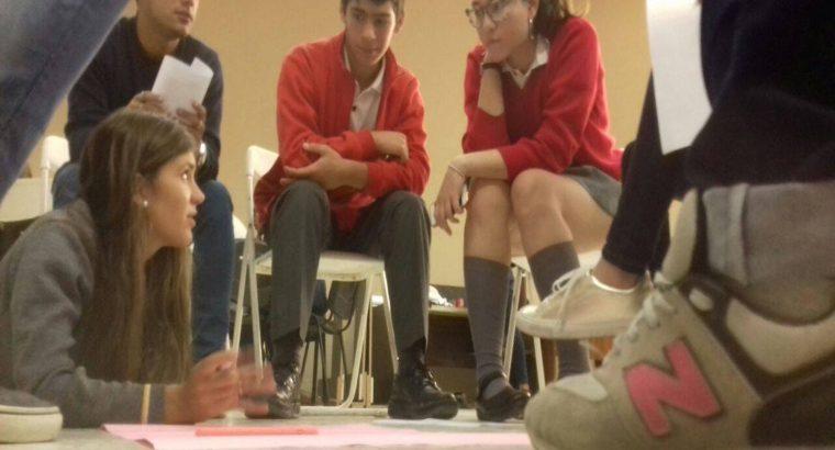 La provincia capacita y fomenta la creación de Centros de Estudiantes