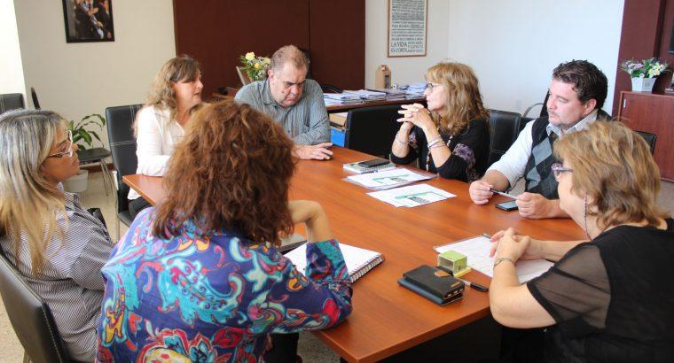 El CGE profundizará su articulación con la Asociación Videar para el abordaje de la educación vial