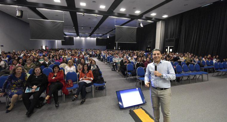 Más de 2.000 docentes entrerrianos realizaron un abordaje integral de la discapacidad