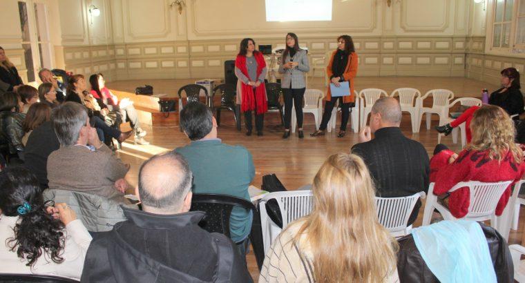 Se realizó el primer Encuentro Provincial de Supervisores de Nivel Secundario