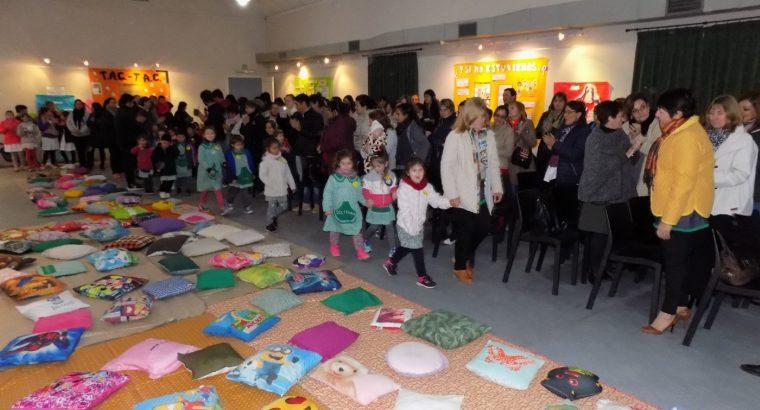 Comenzaron las ferias escolares con la participación de cientos de estudiantes y docentes