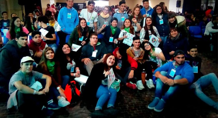 Estudiantes de la provincia participaron del primer Foro Federal de Centros de Estudiantes