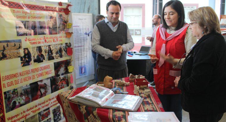 Proyectos premiados en la Feria Nacional de Innovación Educativa se expusieron en el CGE