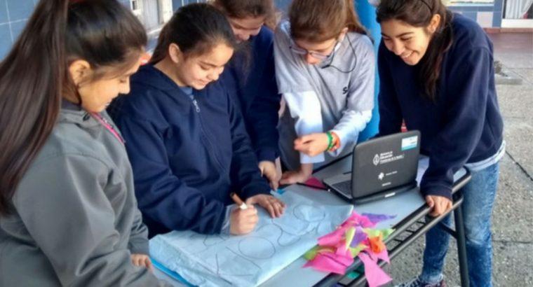 Más de 200 alumnos participaron de los festivalitos TIC en Concordia y San Salvador
