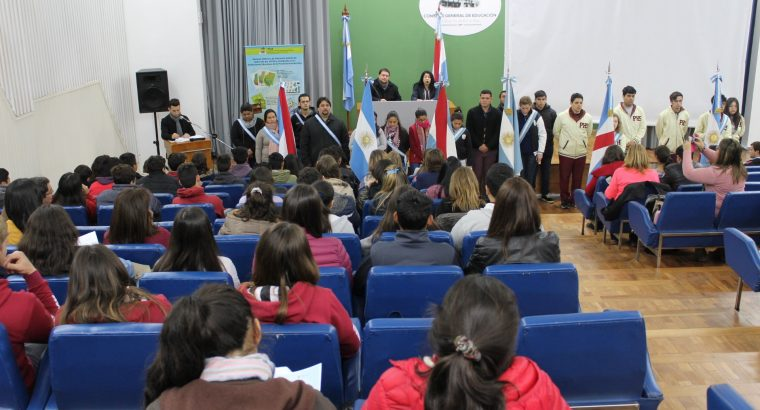 Estudiantes de Entre Ríos y Córdoba participaron de las Olimpiadas de Ambiente y desarrollo sustentable