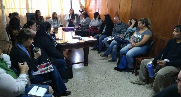 Reunión para socializar los trabajos presentados en la jornada de Ideas Ciudadanía en Paraná