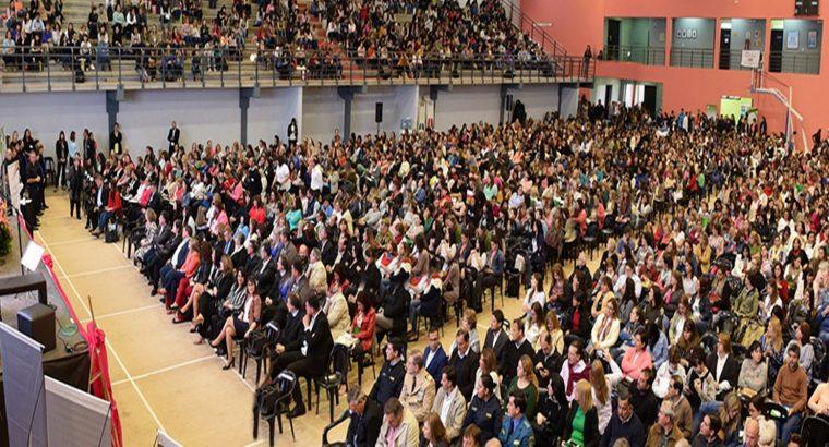 Comenzó el VI Congreso de Educación en Concepción del Uruguay