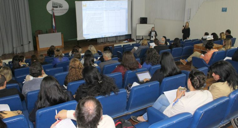 El CGE brindó una capacitación sobre Gestión Educativa en Contextos Complejo