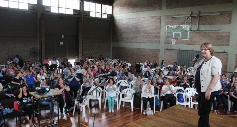 Finalizó en Paraná la capacitación en educación musical para nivel inicial y especial