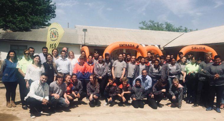 Más de 250 estudiantes participaron de jornadas de educación vial en Colón