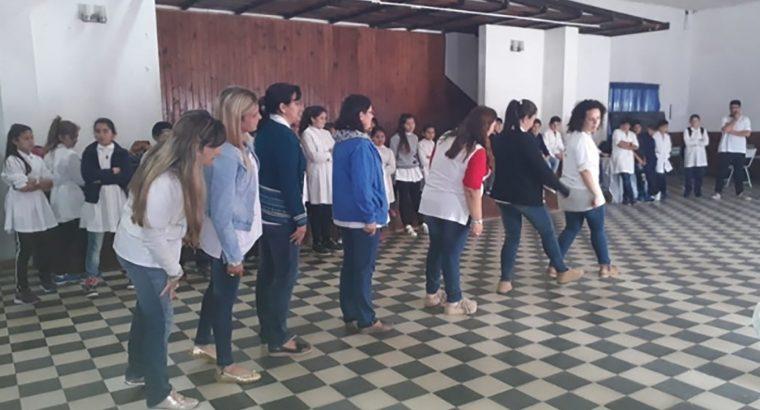 Estudiantes de Nogoyá y Tala participaron de los festivalitos TIC
