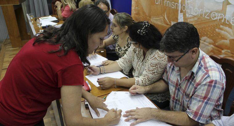 Exposición del listado provisorio para inscripción y actualización de credencial de puntaje docente de nivel secundario