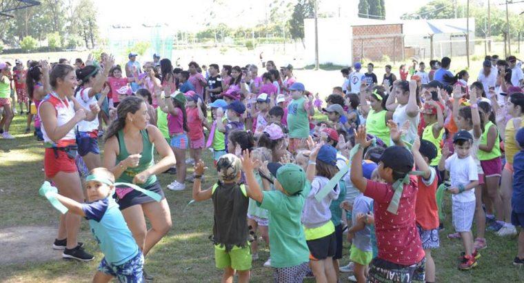 Más de 12.000 niños, jóvenes y adultos disfrutan de las acciones de verano en la provincia