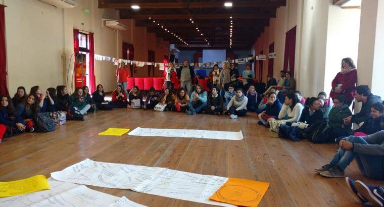 Continúan las actividades de Educación Sexual Integral en la provincia