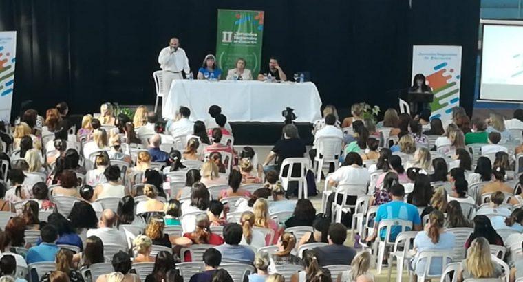 Más de 2.000 docentes en el cierre de las Jornadas Regionales de Educación en Gualeguaychú
