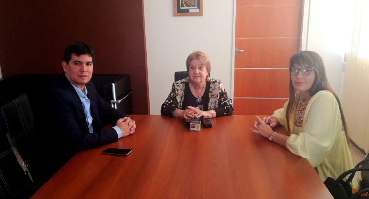 Evalúan nuevas propuestas educativas para Villa Paranacito