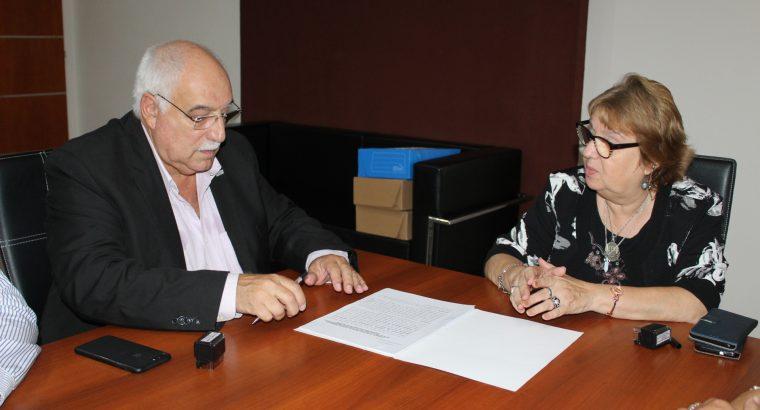 Acordaron el dictado de una nueva cohorte de la Tecnicatura en Administración Pública