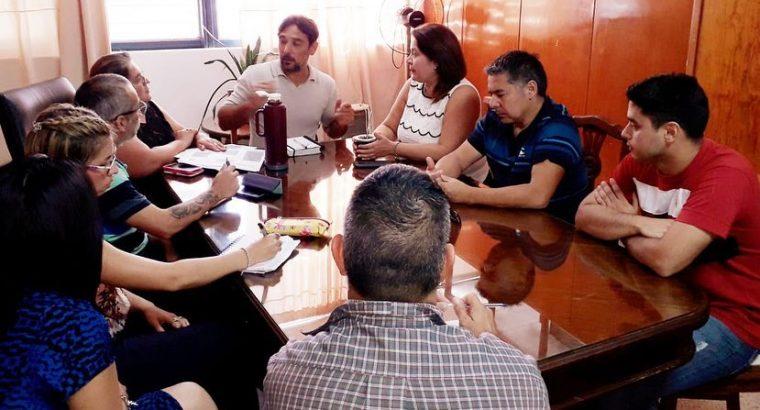 Ideas Ciudadanía coordinará acciones con institutos de Nivel Superior