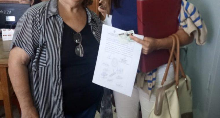 Nueva supervisora de zona para Uruguay- Gualeguaychú
