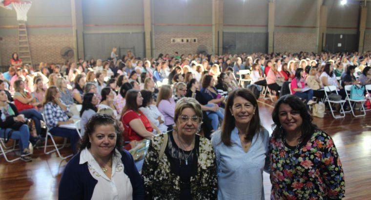 Más de 700 docentes de Nivel Inicial se capacitaron en Paraná en la enseñanza de Matemáticas