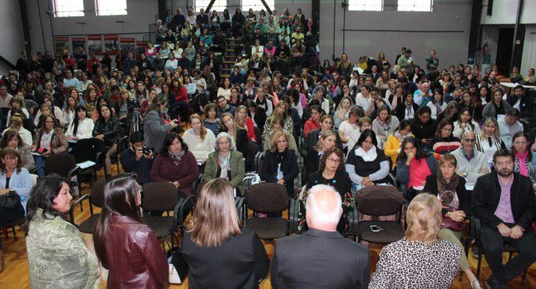 Comenzó la actualización académica para docentes que participan de Secundaria se mueve