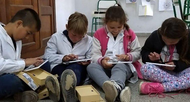 Implementan el Proyecto Vektor en 80 escuelas rurales de Entre Ríos