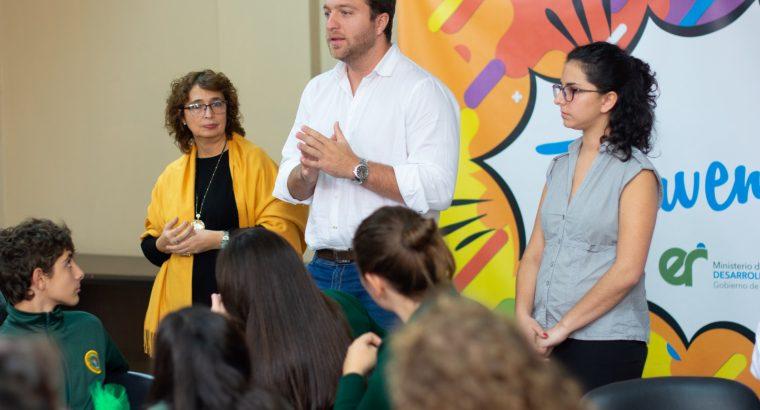 Se lanzó una nueva convocatoria para financiar proyectos de centros de estudiantes