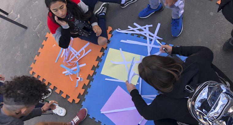 Centros de Estudiantes trabajaron con propuestas artísticas en el encuentro realizado en Paraná