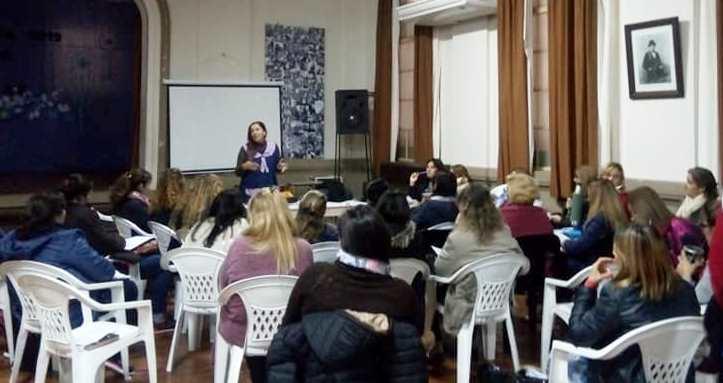 La Coordinación de Actividades Científicas y Tecnológicas articula con el Programa de Educación Sexual Integral a través de la Feria de Educación