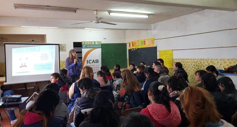 Fortalecimiento de la Formación Laboral en escuelas y centros de la Modalidad