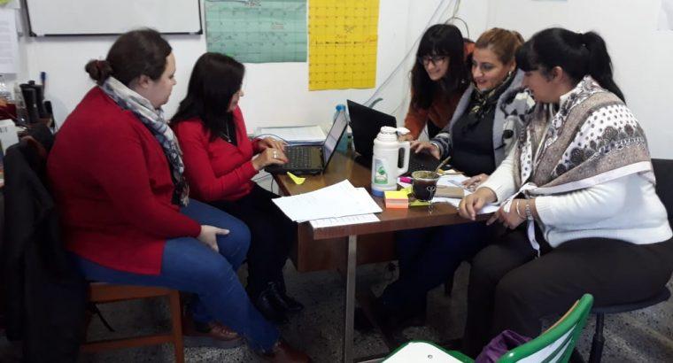 Trabajo articulado de la modalidad de Educación Domiciliaria Hospitalaria y Tic