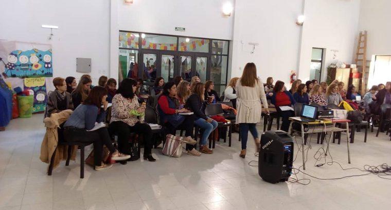 Jornada de Educación Sexual Integral en Paraná