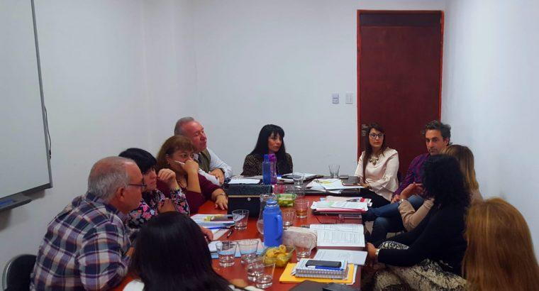 Supervisores planificaron estrategias en el marco de Secundaria se Mueve